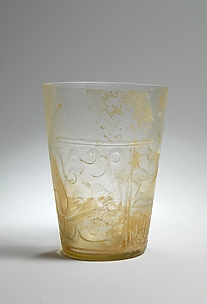 Beaker with Relief Decoration