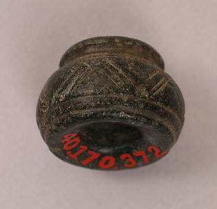 Button or Bead or Spindle Whorl