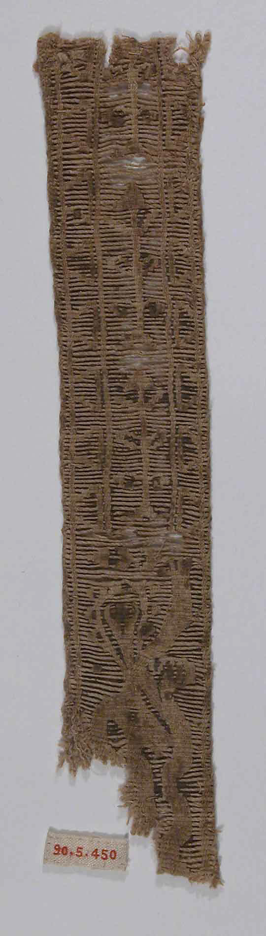 Fragment of Shoulder Band