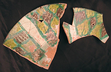Fragments of a Bowl
