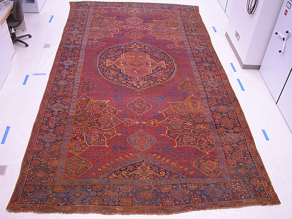 """Medallion Ushak"" Carpet"