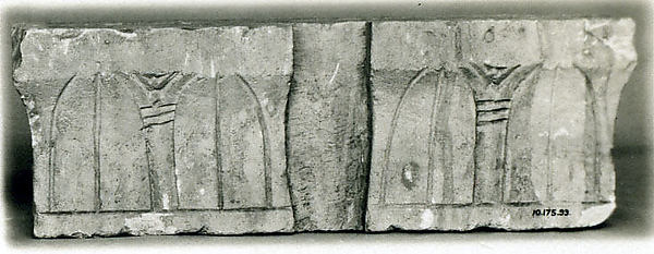 Capital, Double Pilaster