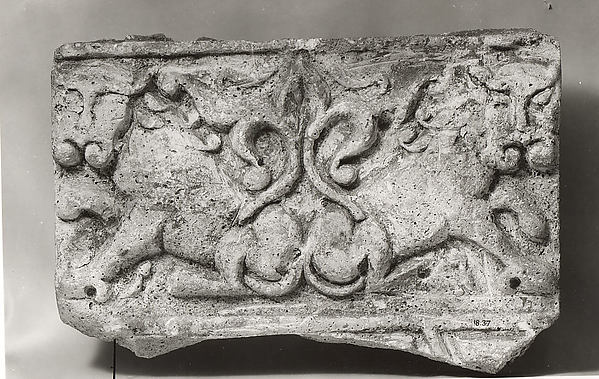 Fragment of a Frieze