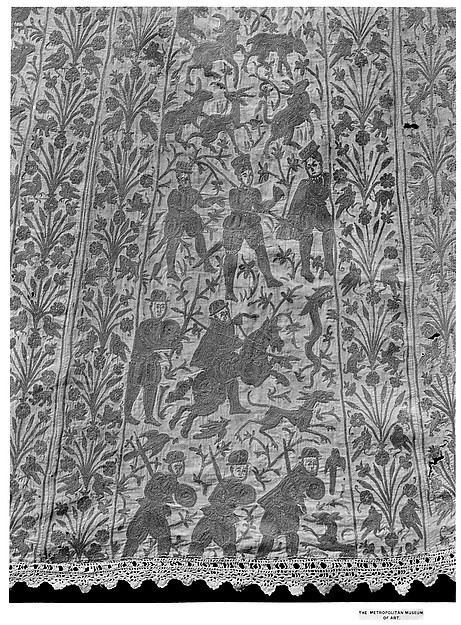 Panel from a Mantle or Apron