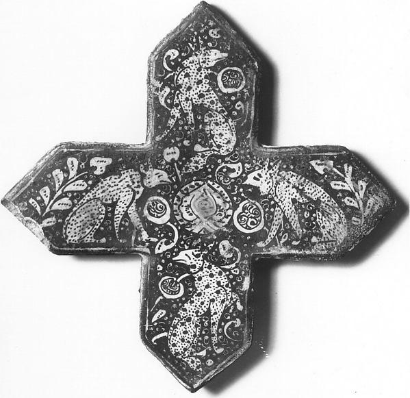 Cross-Shaped Tile