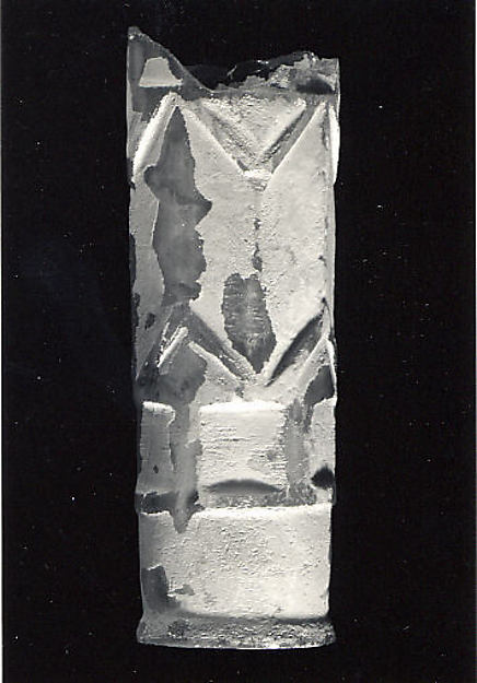 Fragment of a Bottle