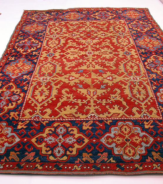 'Ornamental Lotto' carpet