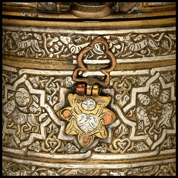 Inkwell with Zodiac Signs
