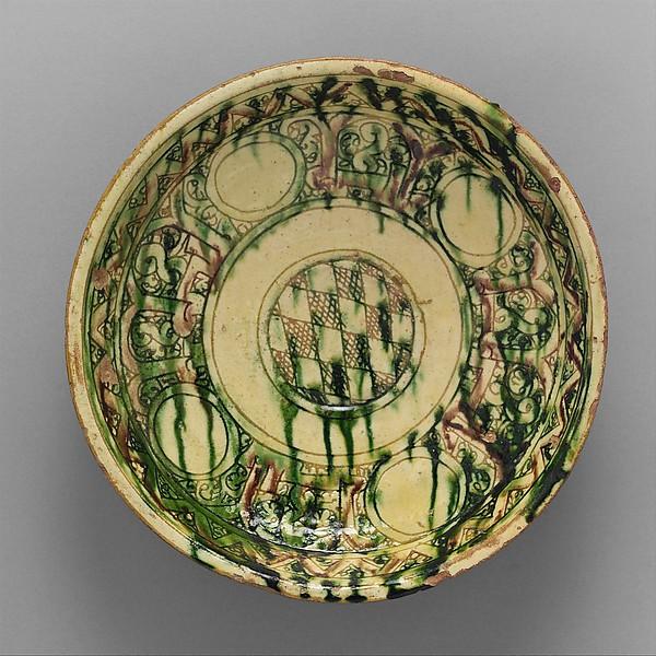 """""""Bamiyan Ware"""" bowl"""