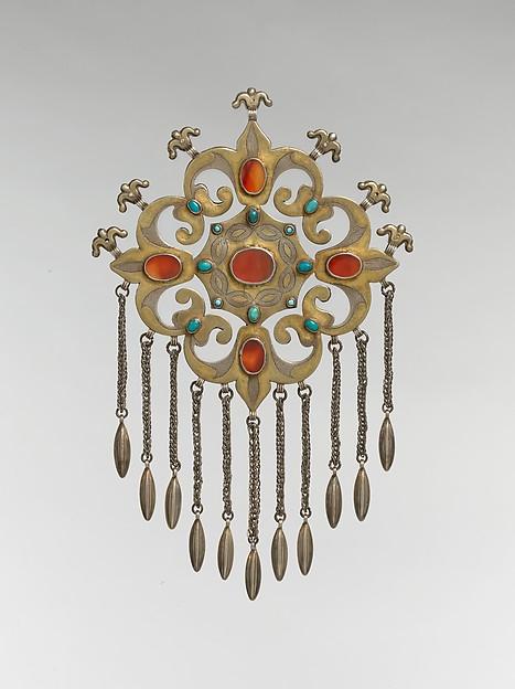 Floral Pectoral Ornament