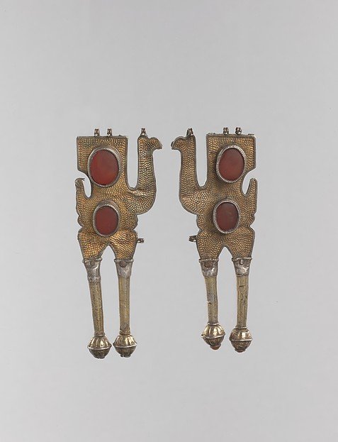 Boy's Amulet in the Shape of Camels