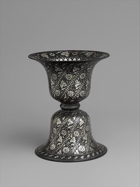 Spittoon in Double Bell Design