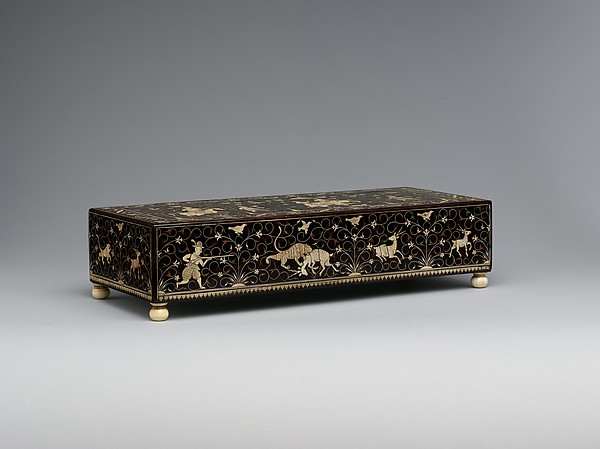 Inlaid Box for the Portuguese Market