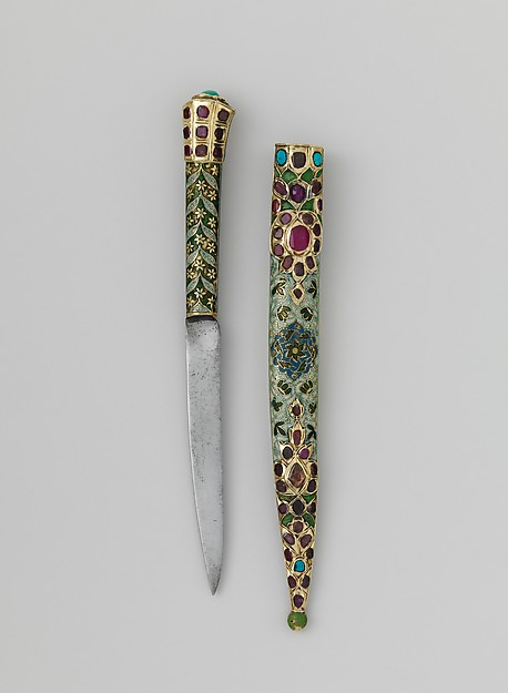 Knife and Sheath
