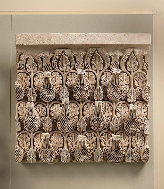 Fragment of a Cornice Panel