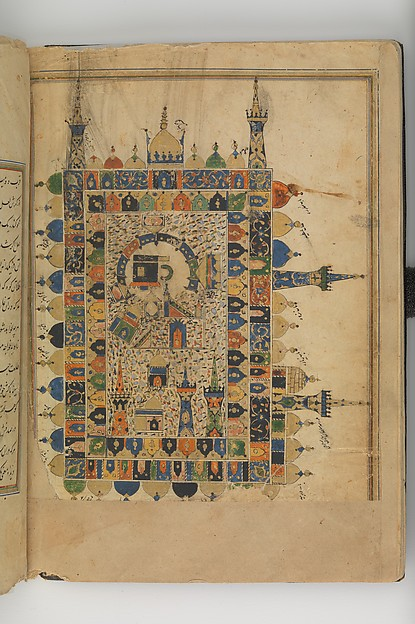 Futuh al-Haramayn (Description of the Holy Cities)