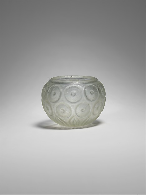 Cut-Glass Cup