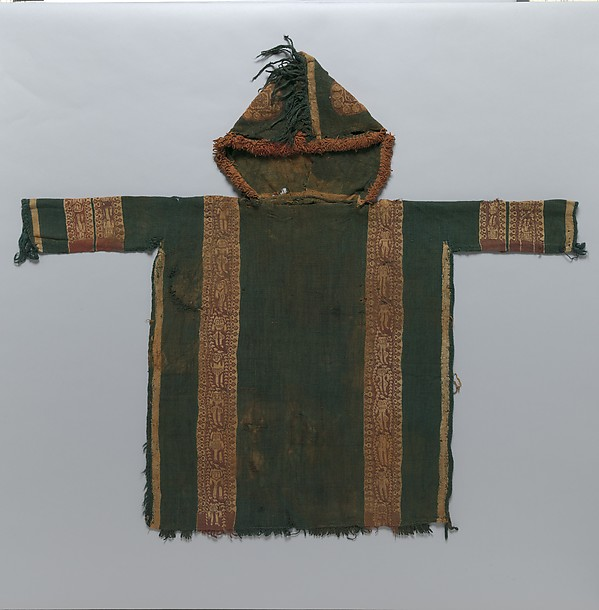 Child's Tunic with Hood
