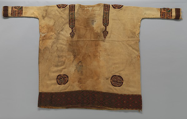 Richly Decorated Tunic