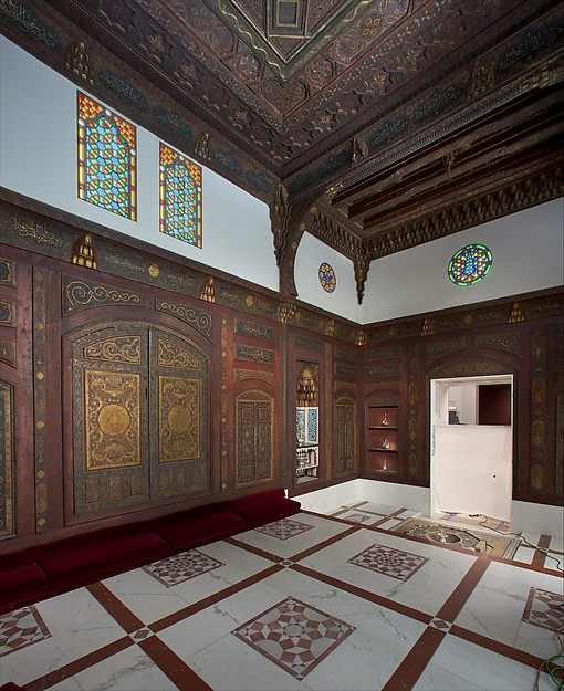 Damascus Room
