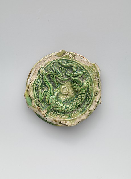 Fragment of an Imported Chinese Bowl