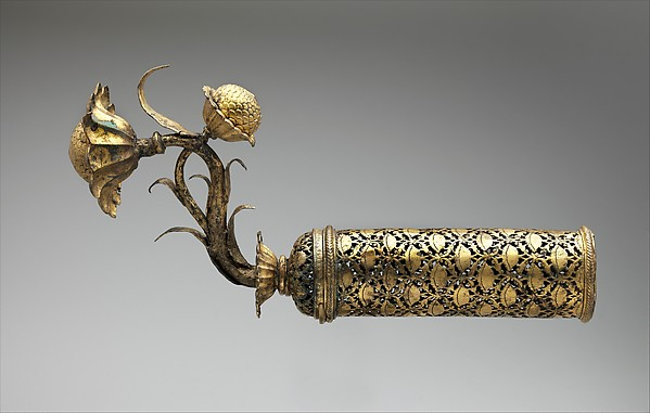 Palanquin Finials with Lotuses