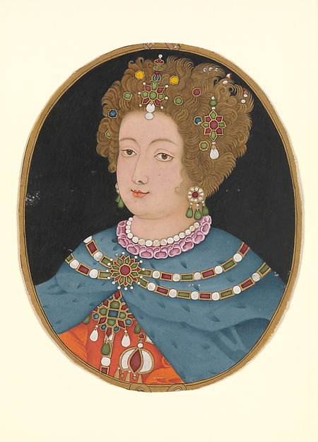 Lady in Elizabethan Costume