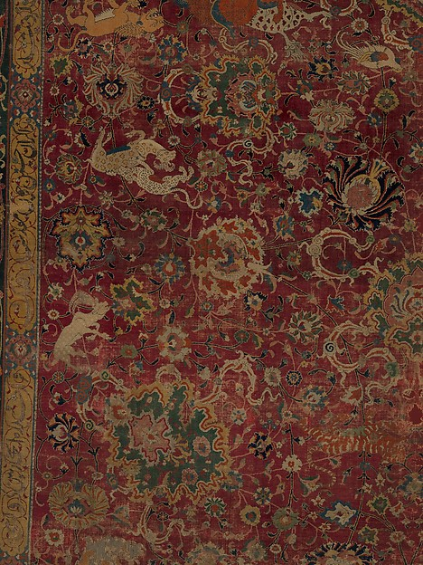 The Emperor's Carpet