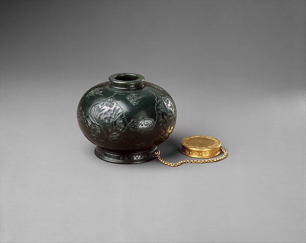 Inkpot of the Emperor Jahangir