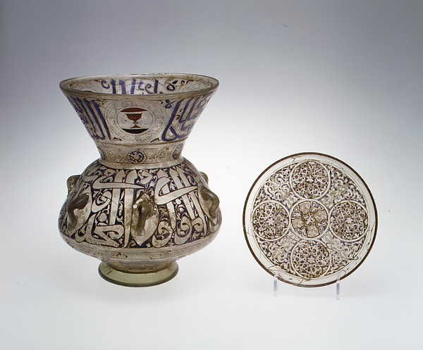 Mosque Lamp of Amir Sayf al-Din Shaykhu