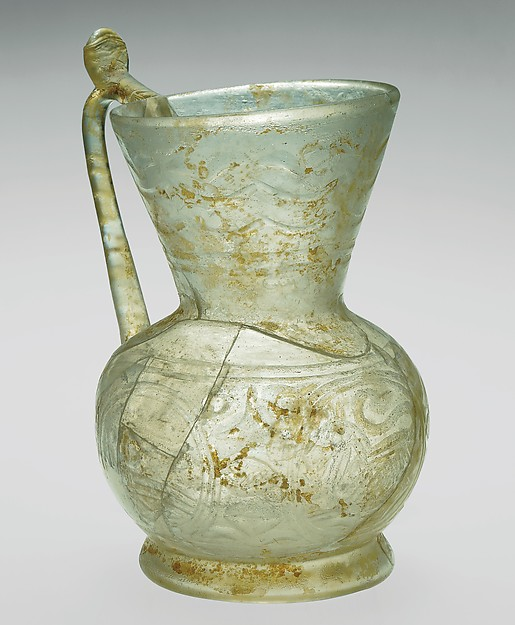 Ewer with Birds and Animals