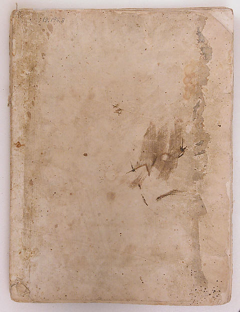 Coptic Prayer Codex
