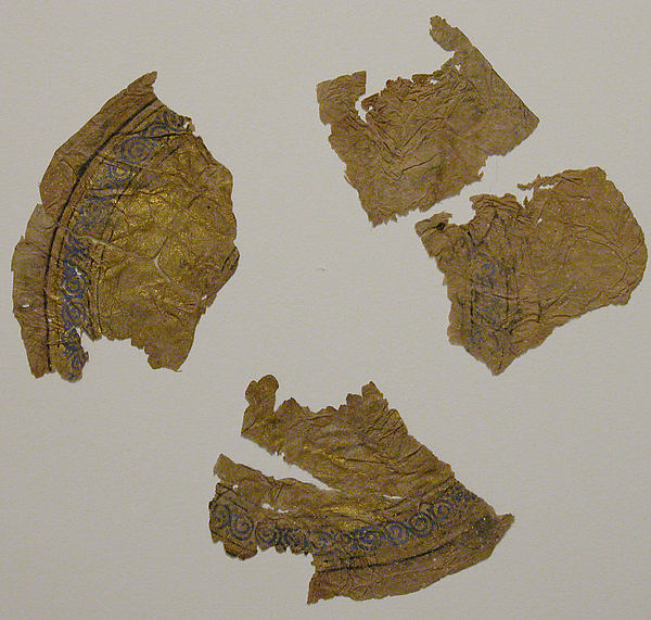 Fragments of  a Non-Illustrated Single Work