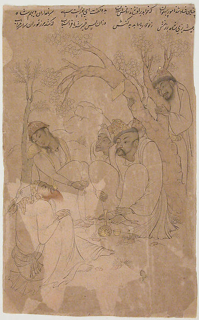 Assembly of Four Sufis
