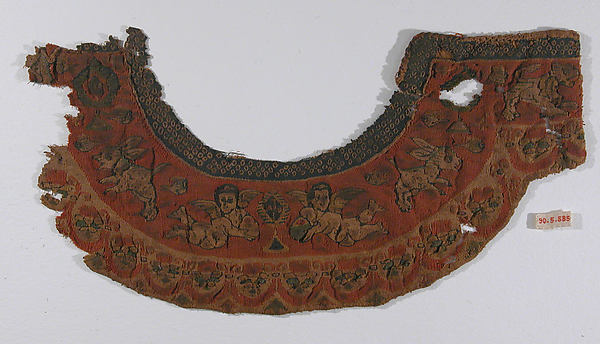 Neck Band from a Tunic