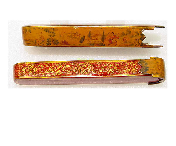 Lacquered Pen Box