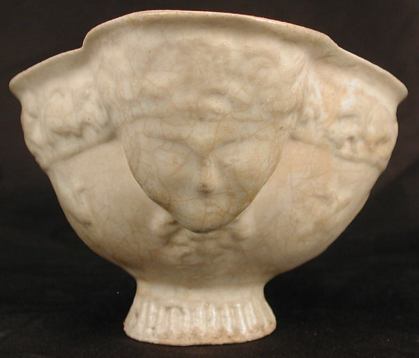Harpy Shaped Bowl