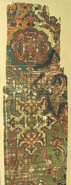 Khurasan Carpet Fragment