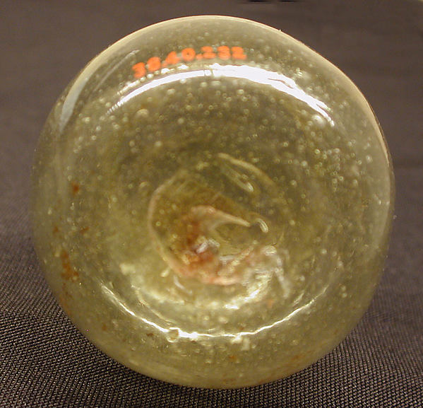 Miniature Glass Bottle