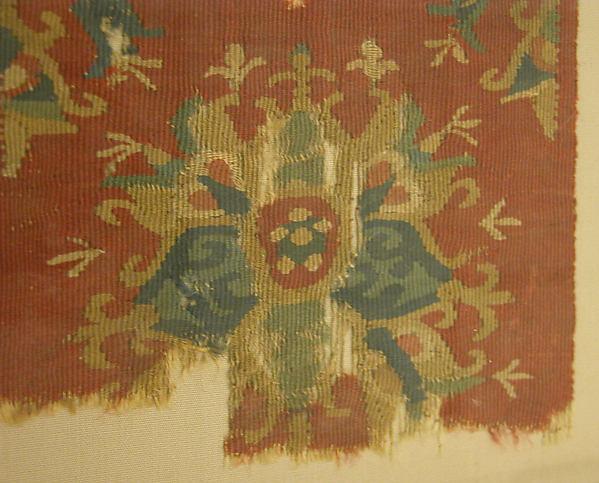Woven Tapestry Fragment