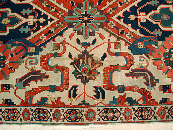 The 'Nigde' Carpet