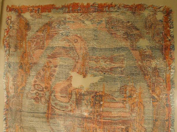 Textile Medallion