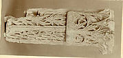 Fragment of a Door Post