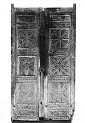 Pair of Carved Doors