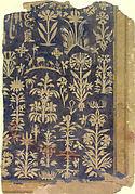 Album Page with Cut-Paper Decoration
