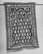 """Marasali"" Shirvan Prayer Rug"