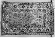 Prayer Rug with Niche Design