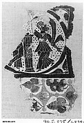 Fragment with Two Figures
