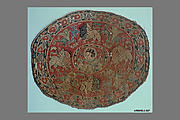 Round Insert from a Coptic Tunic or Shawl