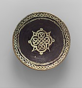 Bowl with Knotted Medallion